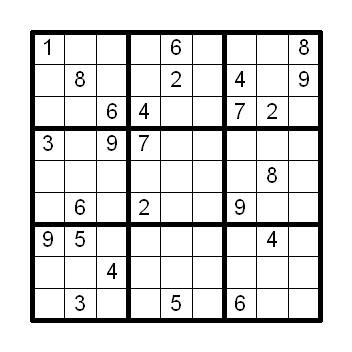 数独ナンプレパズル問題20161129